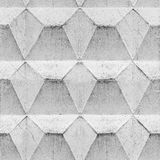 Modelo inconsútil geométrico concreto foto de archivo