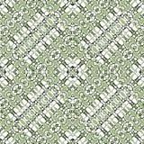 Modelo inconsútil geométrico de intersección Imagen de archivo libre de regalías