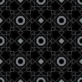 Modelo inconsútil geométrico del fondo abstracto Imágenes de archivo libres de regalías