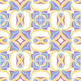 Modelo inconsútil geométrico del vector Imagenes de archivo