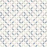 Modelo inconsútil geométrico en colores en colores pastel fotos de archivo libres de regalías