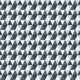 Modelo inconsútil geométrico Fondo con los triángulos ilustración del vector
