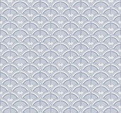 Modelo inconsútil geométrico japonés Fotografía de archivo libre de regalías