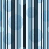 modelo incons?til Gris-azul con las rayas verticales y los lunares del grunge libre illustration