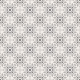 Modelo inconsútil linear geométrico redondo Fotografía de archivo