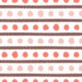 Modelo inconsútil rayado simple Impresión linda para las materias textiles Vector stock de ilustración