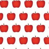 Modelo inconsútil repetible de Apple Fotografía de archivo libre de regalías
