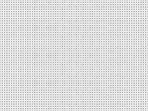 Modelo inconsútil simple punteado del vector Fotografía de archivo