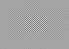 Modelo inconsútil simple punteado del vector Imagenes de archivo