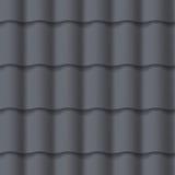 Modelo inconsútil tejado del tejado Imágenes de archivo libres de regalías