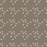 Modelo inconsútil Textura de palillos abstractos Imagen de archivo
