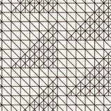 Modelo inconsútil Textura geométrica Foto de archivo libre de regalías