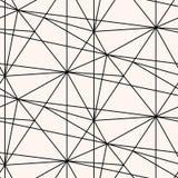 Modelo inconsútil Textura geométrica Foto de archivo