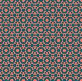 Modelo incons?til geom?trico del vector Textura perforada colorida simple de los hex?gonos libre illustration