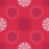 Modelo incons?til ?tnico Extracto Oriental Mandala Background para el papel pintado, materia textil, tela, papel, fondo de la pág ilustración del vector