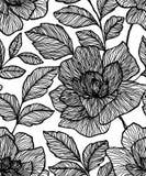 Modelo incons?til ?tnico Textura ?tnica tribal del vector Modelo rayado en estilo azteca Ornamento geom?trico del folclore de Ika ilustración del vector