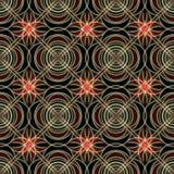 Modelo inconsútil abstracto Imagen de archivo libre de regalías