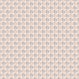 Modelo inconsútil del vector El fondo geométrico negro y rojo con la mano dibujada ajusta Imagen de archivo libre de regalías