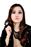 Modelo indonésio bonito Foto de Stock