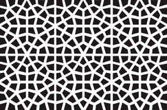 Modelo islámico del vector Imágenes de archivo libres de regalías