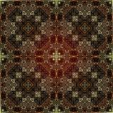 Modelo islámico geométrico inconsútil Fotos de archivo