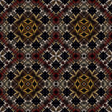 Modelo islámico geométrico inconsútil Imagen de archivo libre de regalías