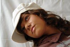 Modelo joven Fotografía de archivo libre de regalías