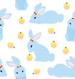 Modelo lindo del conejo libre illustration