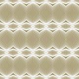 Modelo linear beige y blanco de lujo Fotografía de archivo libre de regalías