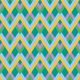 Modelo linear triangular abstracto del vector Fotografía de archivo libre de regalías