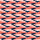 Modelo m?nimo geom?trico para el fondo, la teja y las materias textiles ilustración del vector