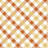 Modelo marrón claro de la guinga Textura del Rhombus/de los cuadrados para - la tela escocesa, manteles, ropa, camisas, vestidos, libre illustration