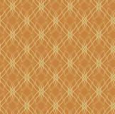 Modelo marrón claro inconsútil abstracto Imagen de archivo