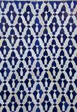 Modelo marroquí de la teja Fotografía de archivo libre de regalías