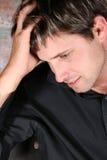 Modelo masculino Imagen de archivo libre de regalías