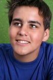 Modelo masculino adolescente Imagenes de archivo