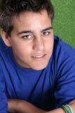 Modelo masculino adolescente Foto de archivo