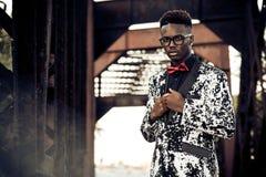 Modelo masculino adolescente Imágenes de archivo libres de regalías