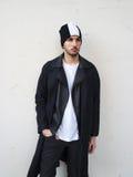 Modelo masculino alternativo Foto de Stock