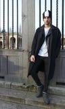 Modelo masculino alternativo Fotos de Stock Royalty Free