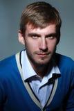 modelo masculino apuesto joven Foto de archivo