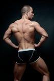 Modelo masculino caliente Imagen de archivo