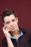 Modelo masculino joven Imagenes de archivo