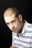Modelo masculino novo Fotos de Stock