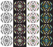 Modelo maya de la textura Imagen de archivo libre de regalías
