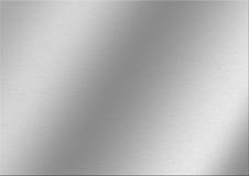 Modelo metálico Imagen de archivo libre de regalías