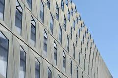 Modelo moderno de la arquitectura de un estadio Imagen de archivo libre de regalías