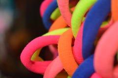 Modelo multicolor Imágenes de archivo libres de regalías