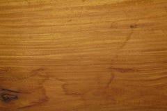 Modelo natural blanco de la textura de madera de Brown Foto de archivo