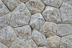 Modelo natural de la roca Fotografía de archivo
